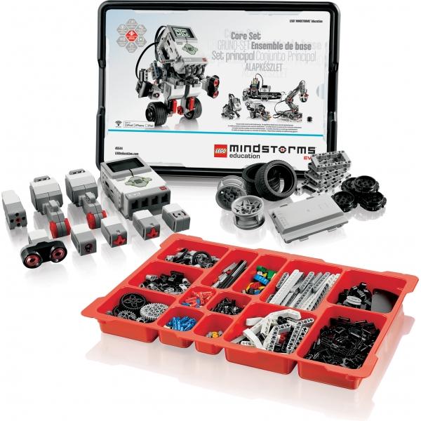 45544 Set Base LEGO® Mindstorms® Education EV3  PRE-ORDEN ENTREGAS A PARTIR DEL 20 DE AGOSTO 2018