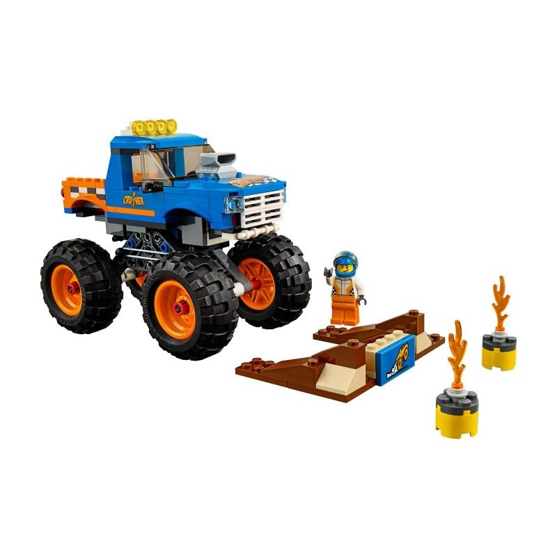 60180 Camioneta Monstruo