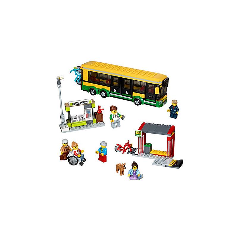 60154 Estación de Autobuses