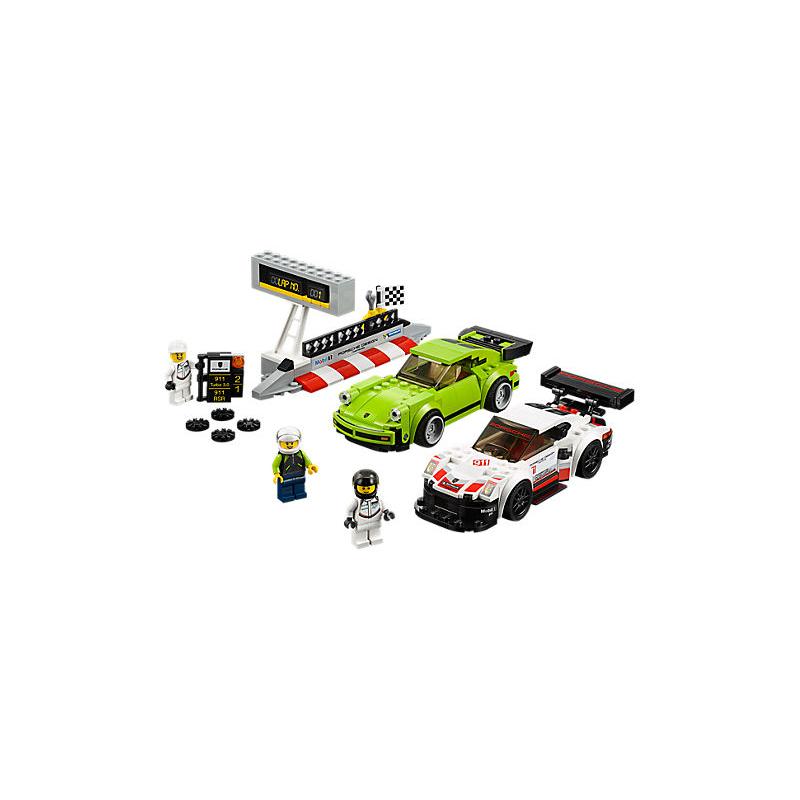 75888 Porsche 911 RSR y 911 Turbo 3.0