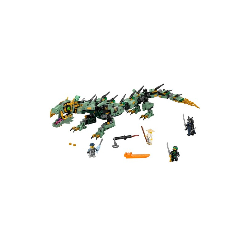 70612 Dragon Mecanico del Ninja Verde