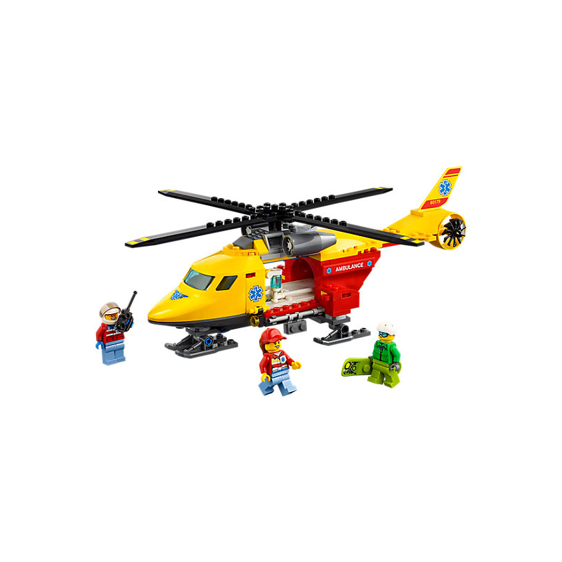 60179 Helicóptero-Ambulancia