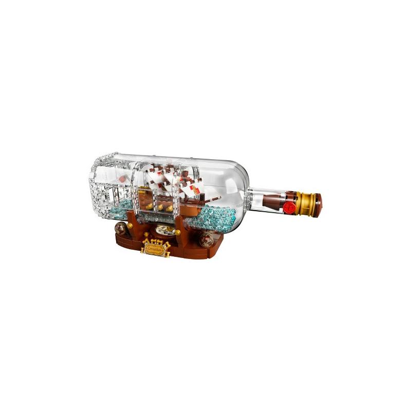 21313  Barco en Botella