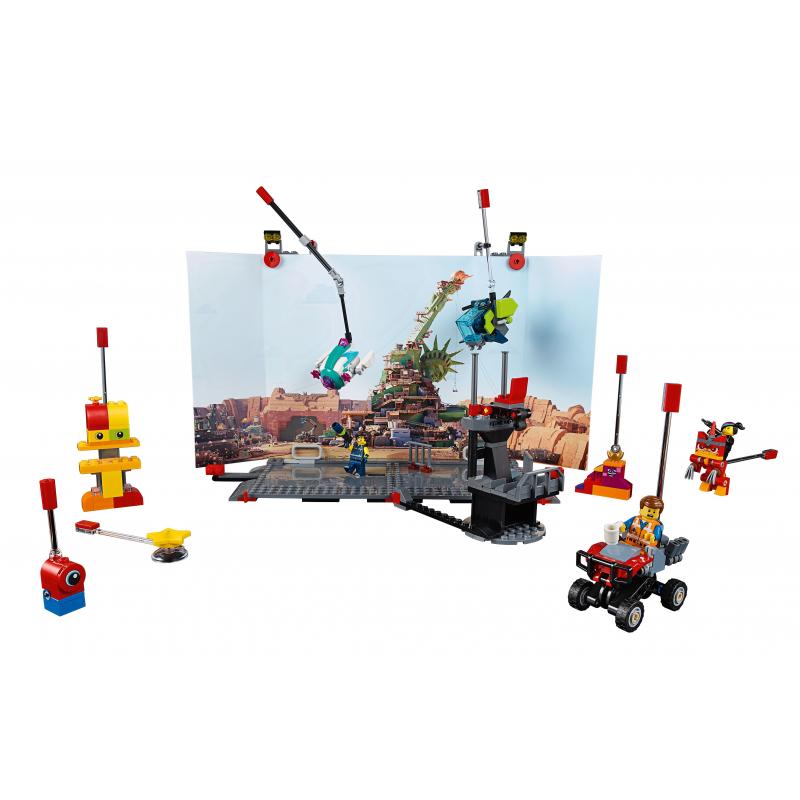 70820 Set de Rodaje de LEGO