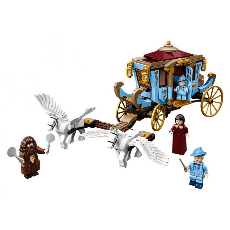75958 Carruaje de Beauxbatons: Llegada a Hogwarts