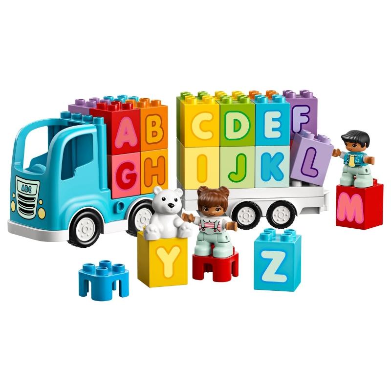 10915 Camión del Alfabeto